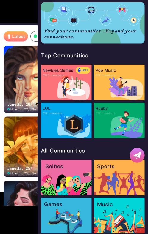 HMU - #1 Local Hookup & Dating App